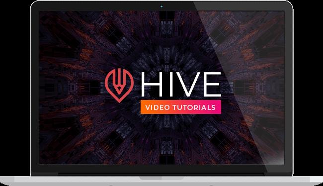 Hive Video tutorial