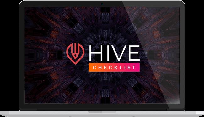 hive checklist