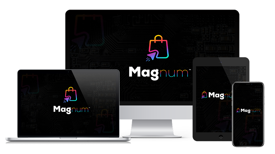 "Magnum Review – New ""Automated Store"" Builder by Venkata Ramana"